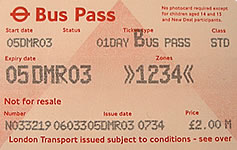 London-Buspass