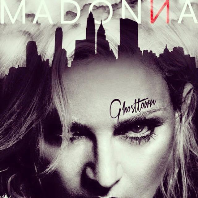 เนื้อเพลง Ghosttownเพลง Ghosttownฟังเพลง Ghosttown – Madonna
