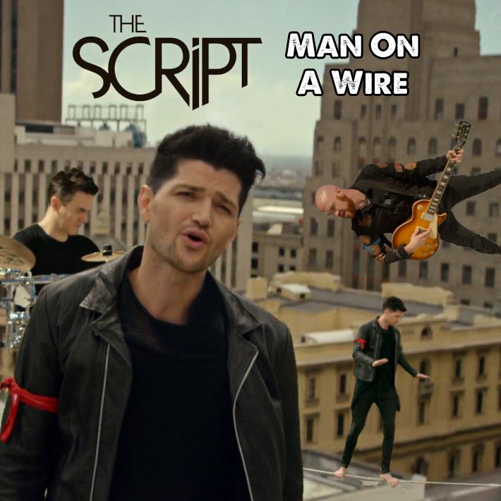 เนื้อเพลง Man on a Wireเพลง Man on a Wireฟังเพลง Man on a Wire – The Script