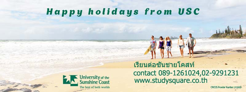 Study U of Sunshine Coast