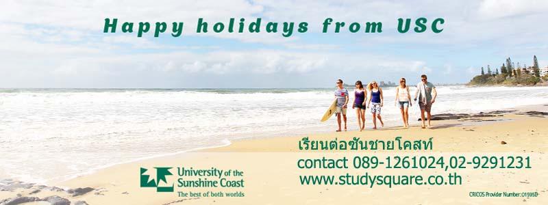 Study U of Sunshine Coast